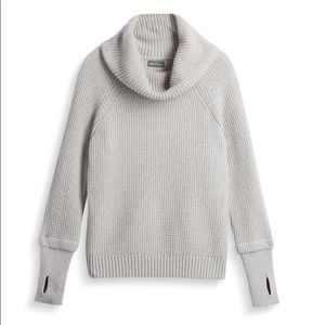 Market & Spruce Cotton Blend Pullover Sweater